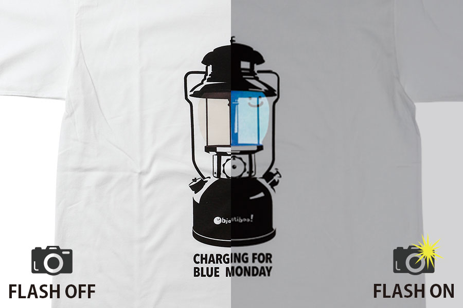『LIGHT FORCE』Tシャツ